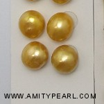 6149 Freshwater pearl 11-13mm dyed gold color.jpg